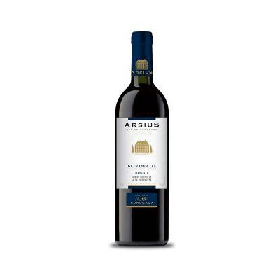Arsius Bordeaux Rouge | Cave de Sauveterre-Blasimon | UgBordeaux